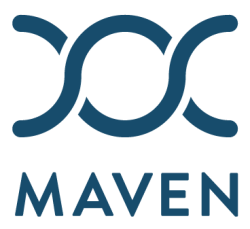 Digital Health for Women ExampleLogo Maven Clinic