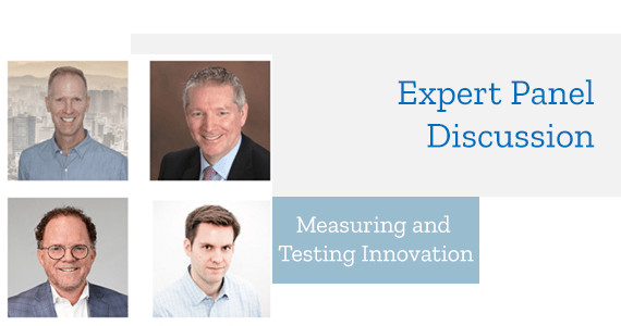 Article: Measuring and Testing Innovation - The Experts Discuss - May 2019