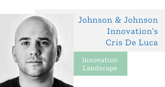 Interview: Innovation Landscape with Johnson & Johnson Innovation's Cris De Luca - Aug 2019