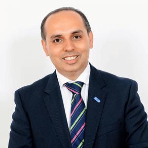Digital Health Rewired Committee Member - Masood Nazir