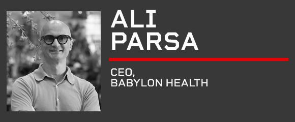 Ali Parsa - Digital Health Rewired