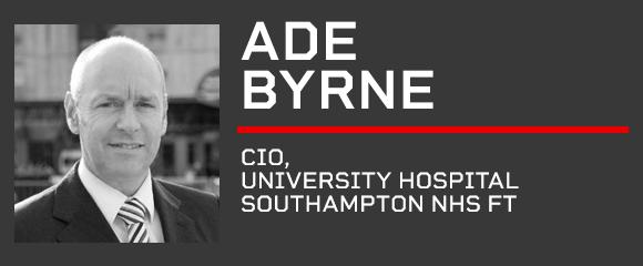 Digital Health Rewired Speaker - Ade Byrne