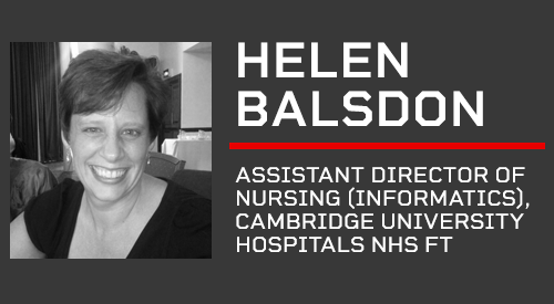 Digital Health Rewired Speaker - Helen Balsdon