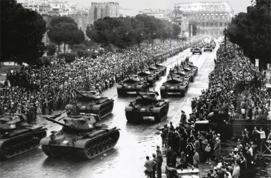 paratammilitare 1950