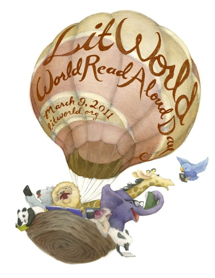 world read aloud day