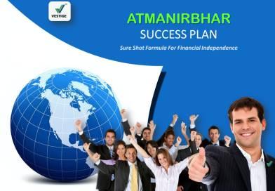 Vestige New Plan आत्म निर्भर Success Plan