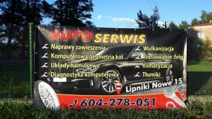 banery reklamowe nieporęt