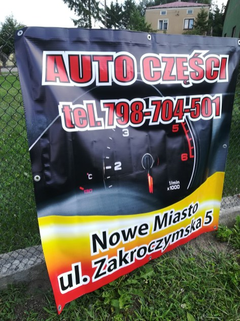 banery reklamowe Nasielsk