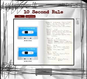 Ten second rule