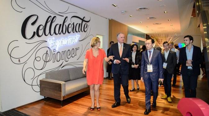 Unilever Launch new Singapore Innovation Hub
