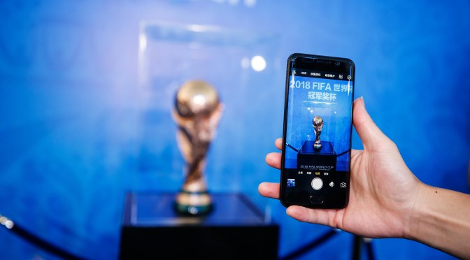 """2018 is """"The Year of App"""" for World Cup marketing"""