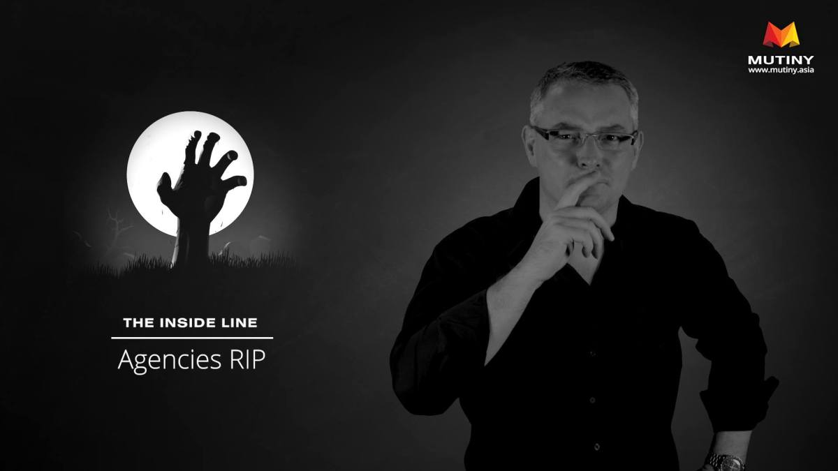 The Inside Line: The Death of Agencies