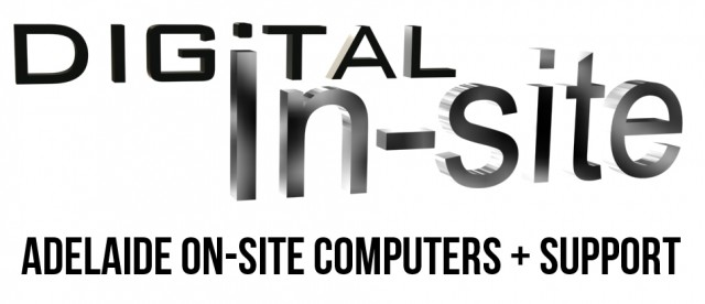 Digital Insite Adelaide On-site Computers + Support