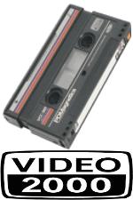 Video 2000 videobanden digitaliseren