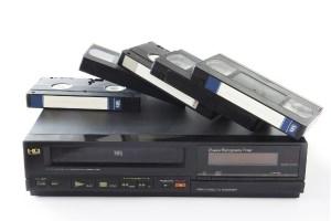 Videorecorder banden digitaliseren