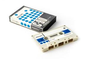 Cassettebandje digitaliseren