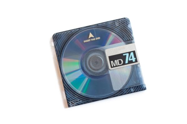 miniDisc digitaliseren