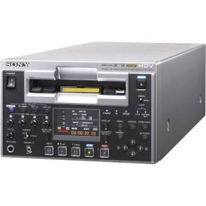 DVCAMprofessionele videobanden digitaliseren