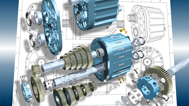 Termék és gyártási információk PMI-ok a 3D-s modellen NX-ben