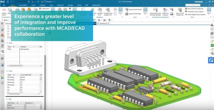 NX Industrial Electrical Design modul