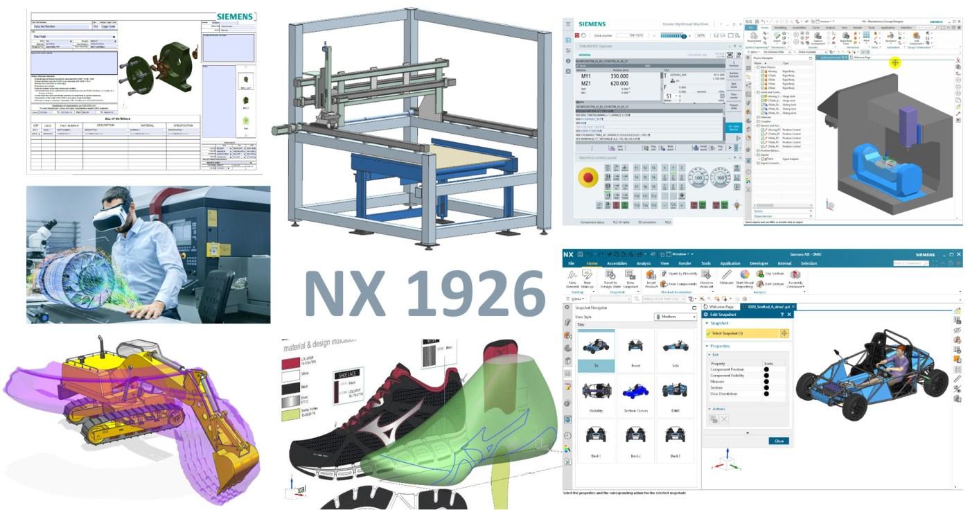 új verziója NX1926