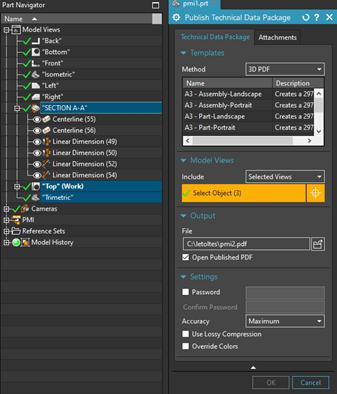 3D-s PDF PMI
