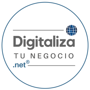 Digitaliza Tu Negocio | digitalizatunegocio.net | Logo.