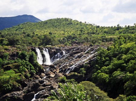 SHIVANASAMUDRA , India , Waterfalls , Old Bridge , Bangalore , Trip , karnataka