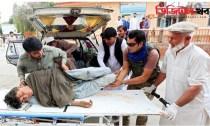 আফগানিস্তানে মসজিদে ভয়াবহ বোমা হামলা