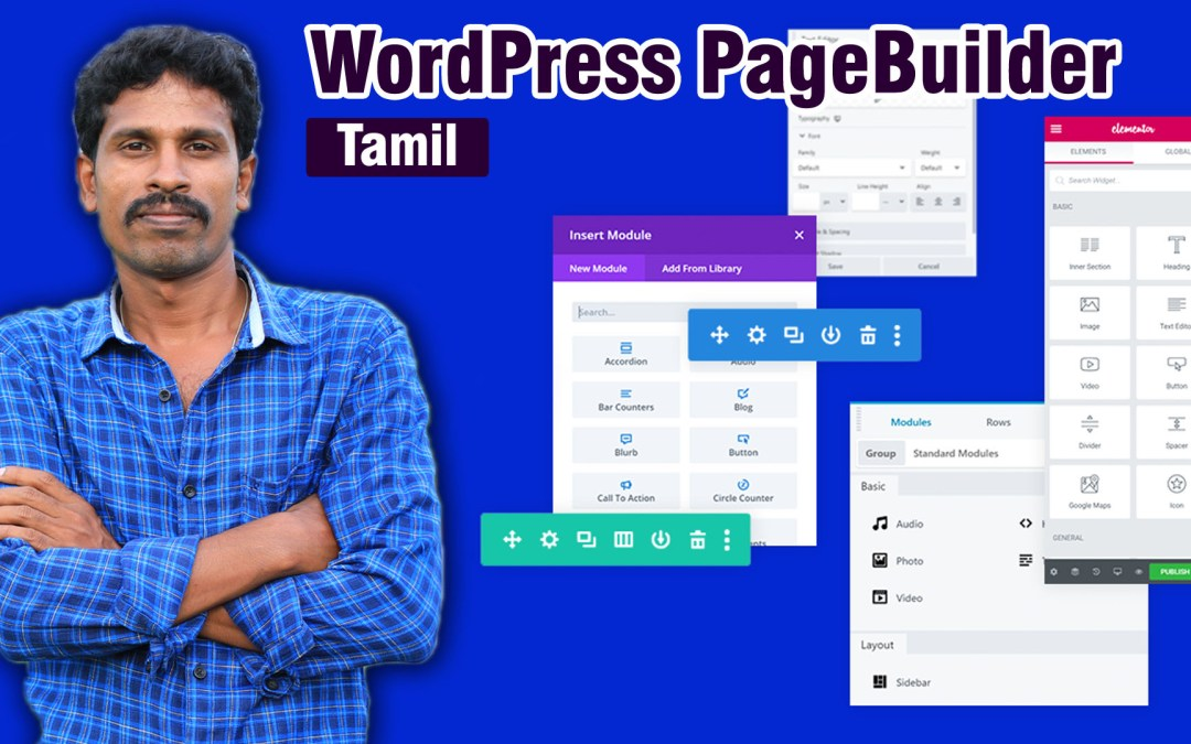 13 Awesome WordPress Page Builders