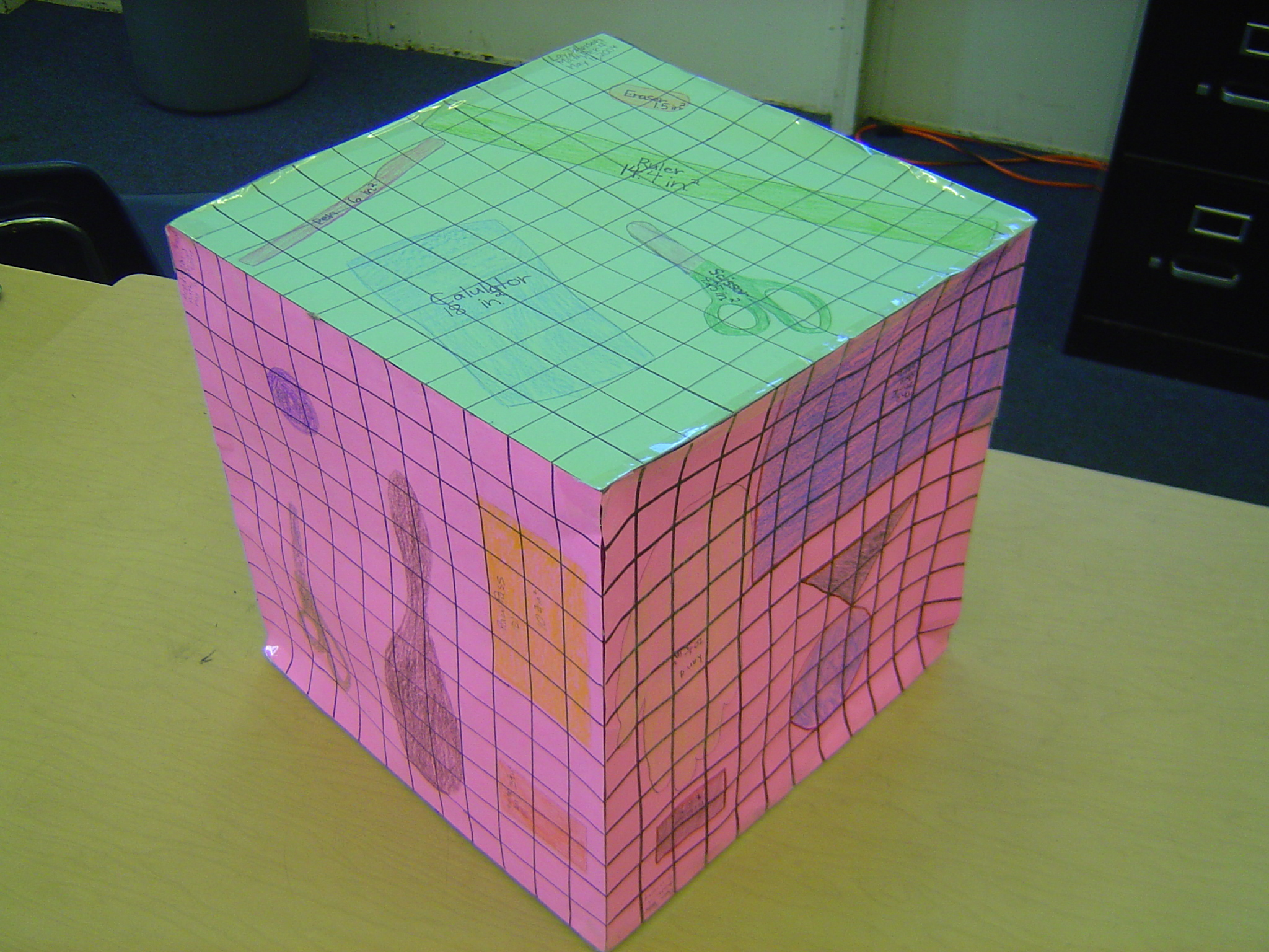 Math Square Projects Amp Lessons Squarea Project