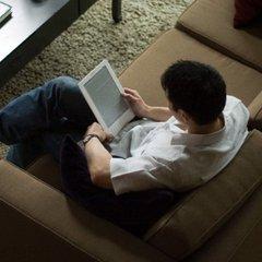 本が読める白板 Amazon Kindle DX