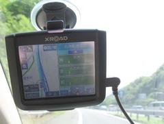 道案内だけなるべく安くほしいという人に XROAD C3500
