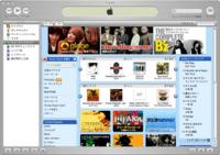 iTunes Music Store 日本上陸