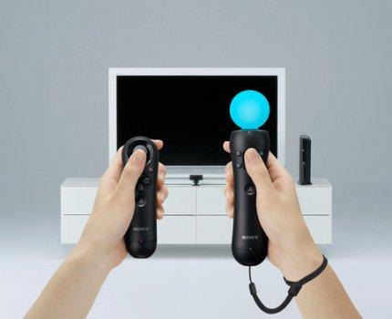 PlayStation Moveモーションコントローラー発表 PS3もモーションゲーム対応に