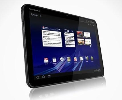 Android 3.0タブレット Motorola XOOM, LG Optimus Pad
