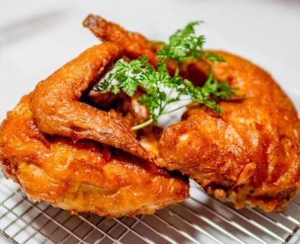 フライドチキン好きなら食べてみるべき GOJAMARU三軒茶屋 丸鶏フライドチキン