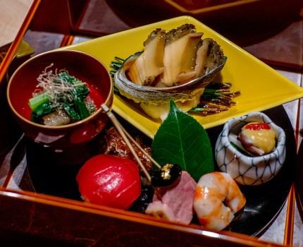 東京駅近くで大切な会食に使える 北大路 京橋茶寮 四季会席