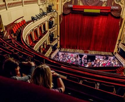 国立劇場でオペラ「悪魔とカーチャ」観賞 #brno #ブルノ #visitCzech #チェコへ行こう #link_cz
