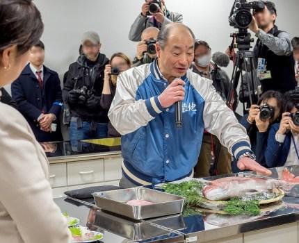 【PR】豊洲市場の真の魅力はそこで働く人の知識により発展する食文化 #toyosumarket1011
