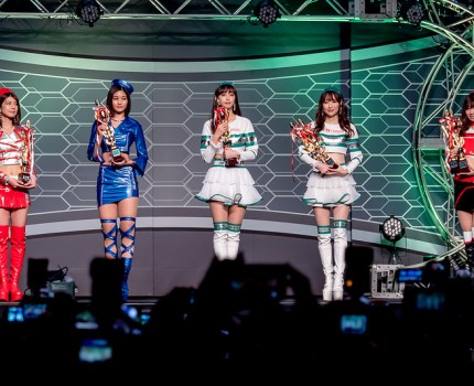 日本レースクイーン大賞2018授賞式を東京オートサロン2019で撮影 #TAS2019 #オートサロン #レースクイーン #RQ大賞