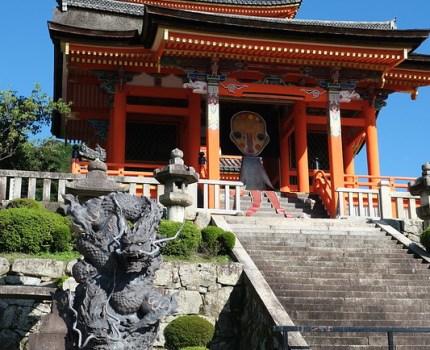 京都 CONTACT展@清水寺と東山散歩