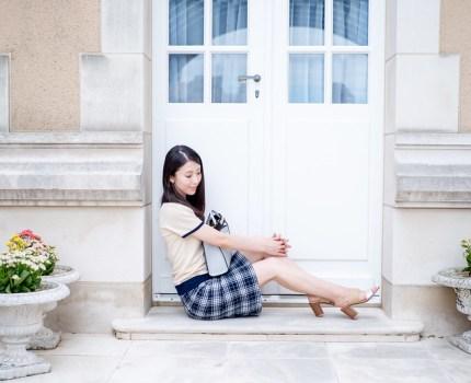 杏さんポートレート撮影@恵比寿ガーデンプレイス