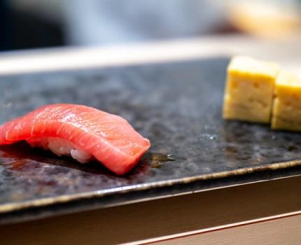江戸前鮨と日本酒を満喫 寿司 まつ本 大門
