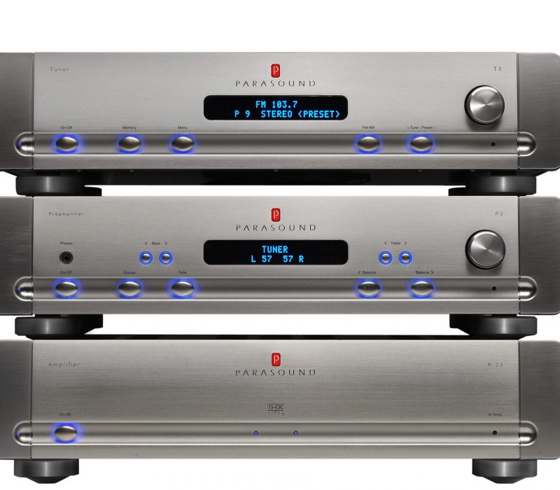 Digital Living is the preferred Parasound and HiFi integrator in Northern California - digitalliving.com