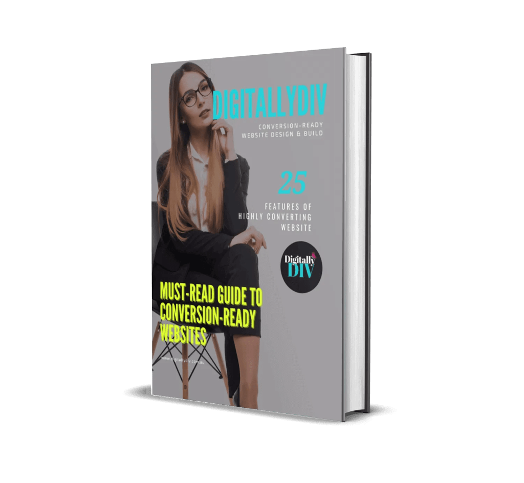 conversion ready website Design ebook