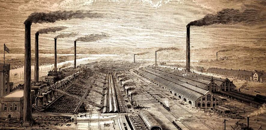 Why industrial revolution started in england or Britain   UPSC - IAS
