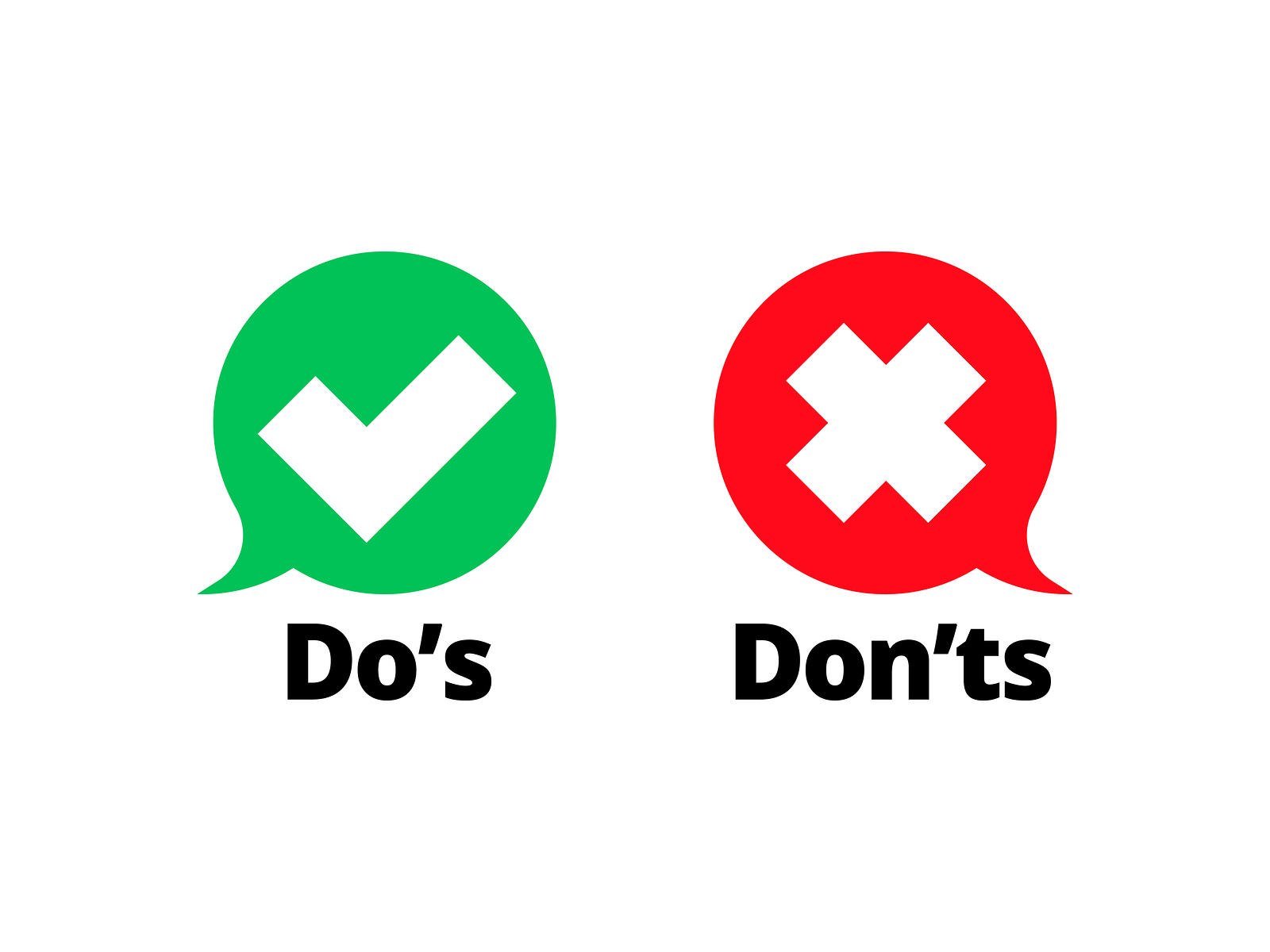 Do S And Don Ts When List Building