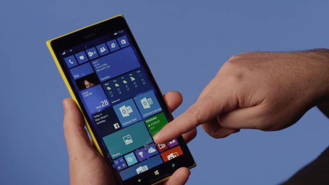 Microsoft Windows mobile