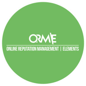 Online Reputation Management \ ELEMENTS circle